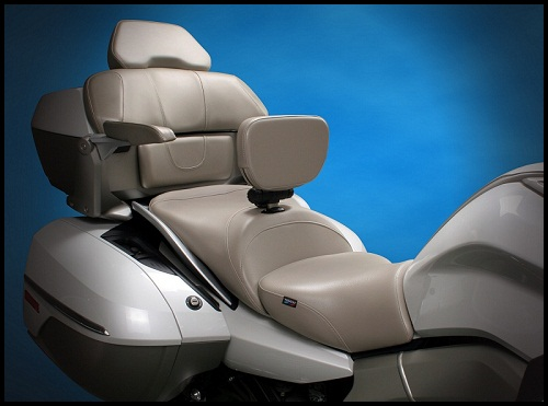 Sargent Seats - BMW K 1600 GTL Exclusive World Sport Seats