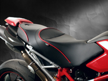 World Sport Performance Seat for the Ducati Hypermotard.