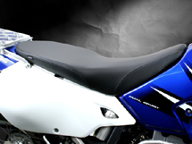 World Sport XT-Series Adventure Touring Seat for the DRZ 400.