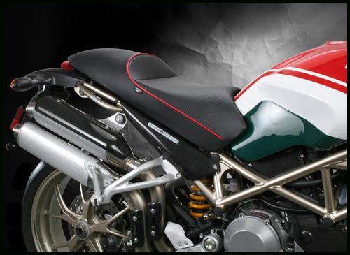 Ducati Hyperstrada Seat Height